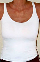 Camisoles, post-surgical camisoles, South Shore MA, camisoles with breast form pockets, breast form alternatives, Boston MA, Cape Cod, lumpectomy mastectomy